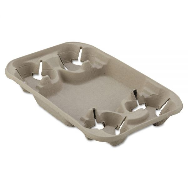 Chinet StrongHolder Molded Fiber Cup/Food Tray