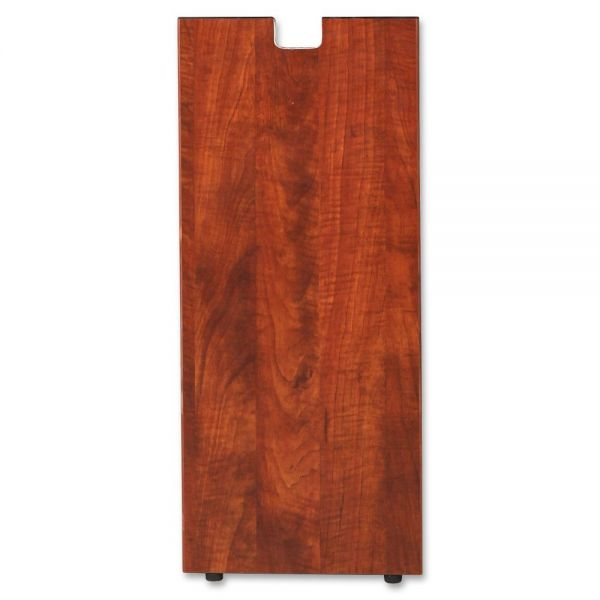 Lorell Essentials Srs Cherry Laminate Accessories
