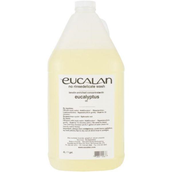 Eucalan Eucalyptus No Rinse Delicate Wash