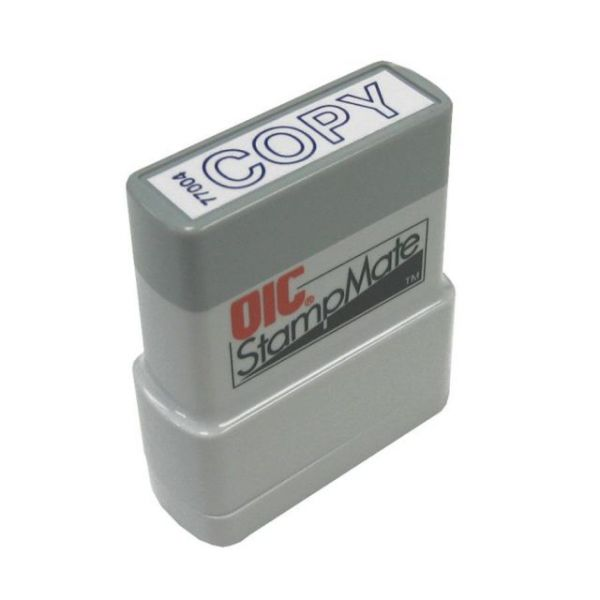 OIC Self-inking Stamp