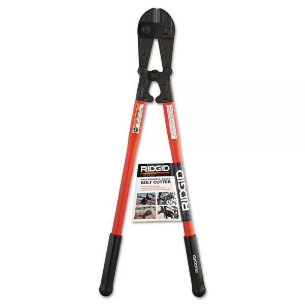 "RIDGID S24 Bolt Cutter, 26"" Tool Length, 7/16"" Cutting Capacity"