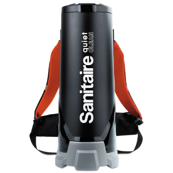 Sanitaire Quiet Clean HEPA Backpack Vac