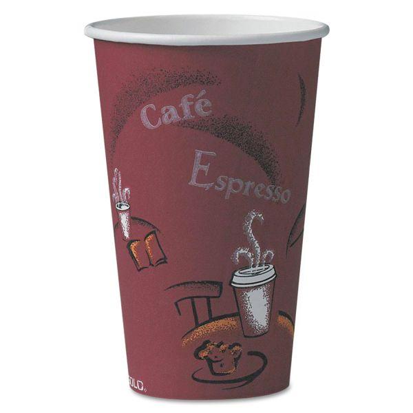 SOLO 16 oz Paper Coffee Cups