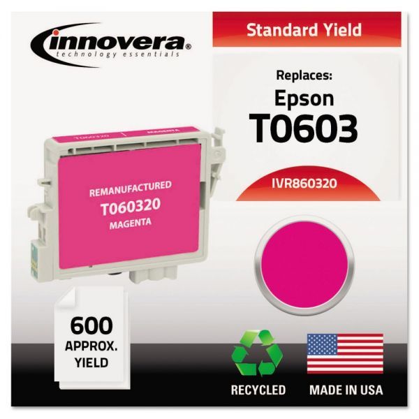 Innovera Remanufactured T060320 (60) Ink, Magenta