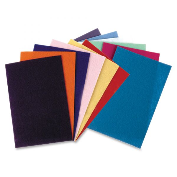 Chenille Kraft Felt Sheet Pack