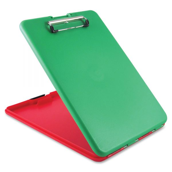 Saunders SlimMate Show2Know Safety Storage Organizer Clipboard