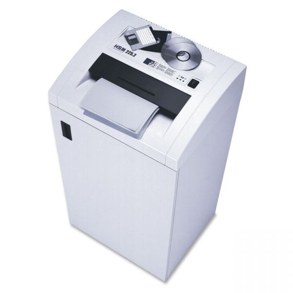 HSM Classic 225.2 High Security Level 6 Micro-Cut Shredder