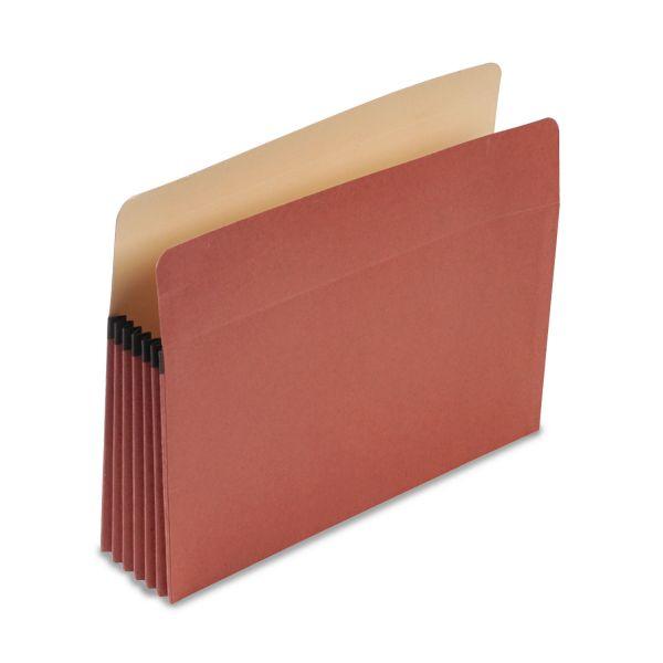 Pendaflex Earthwise Redrope Expanding File Pocket