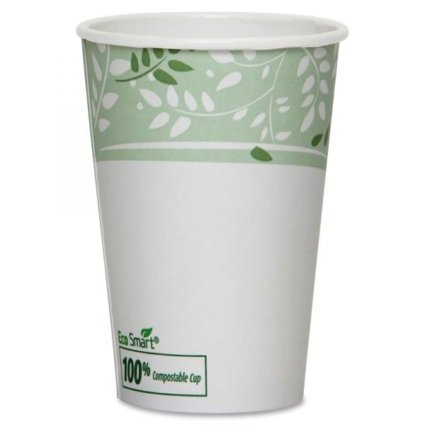 Dixie EcoSmart 12 oz Paper Coffee Cups