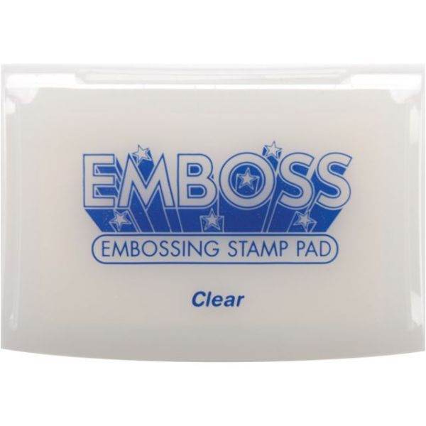 Embossing Pad Clear