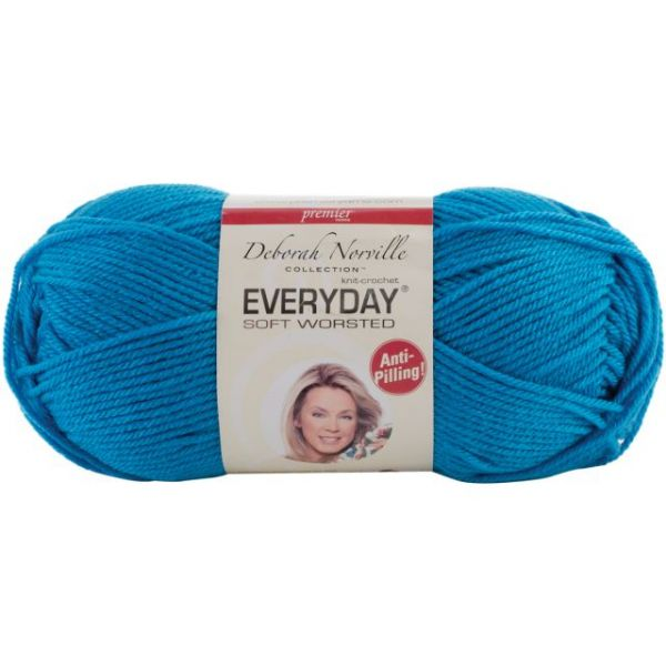 Deborah Norville Collection Everyday Yarn - Wild Blue