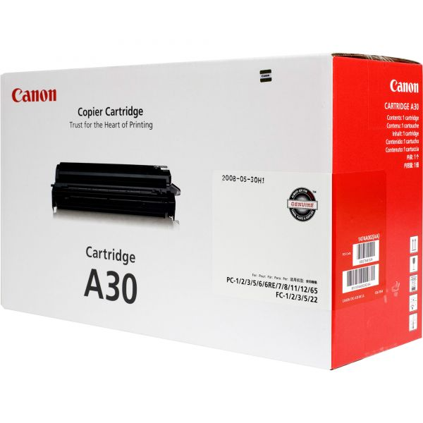 Canon A30 Black Toner Cartridge