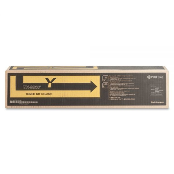 Kyocera Original Toner Cartridge - Yellow