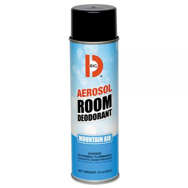Big D Industries Aerosol Air Fresheners