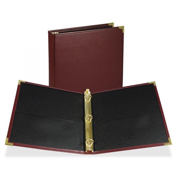 "Samsill Classic Collection 1"" 3-Ring Binder Portfolio"