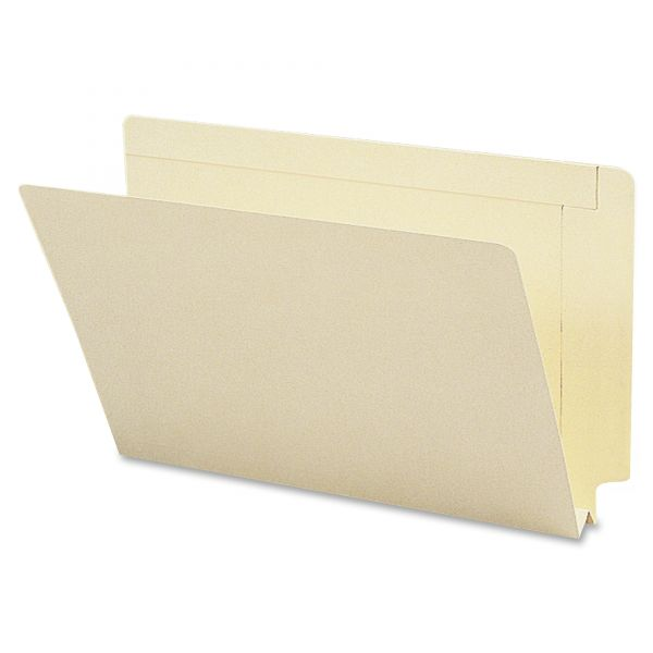 Smead Heavyweight Legal Size End Tab File Folders