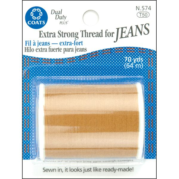 Extra Strong Thread For Jeans 70yd