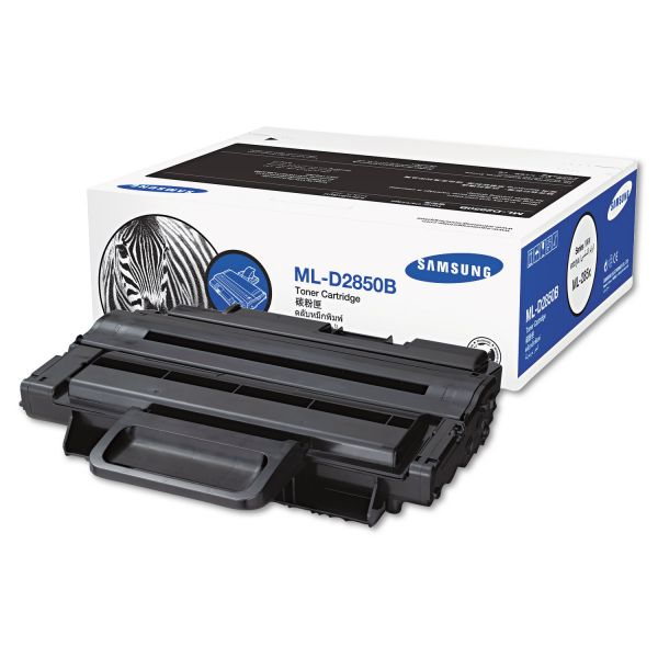 Samsung ML-D2850B Black High Capacity Toner Cartridge