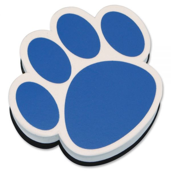 Ashley Paw Shaped Magnetic Whiteboard Eraser