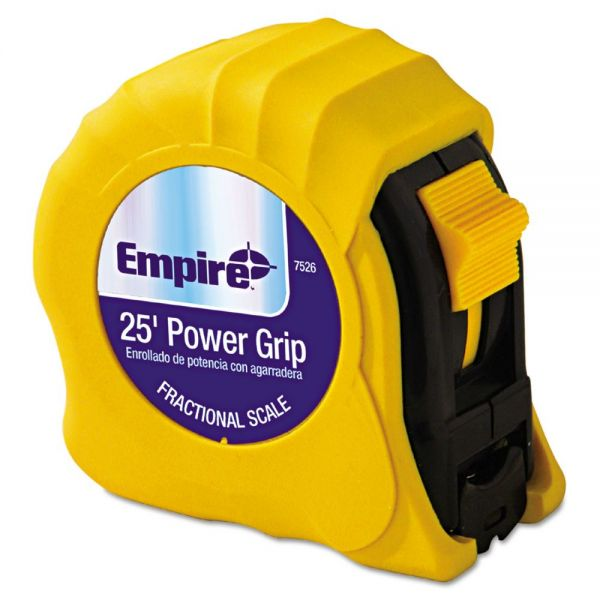 Empire Power Grip Steel Tape Measure