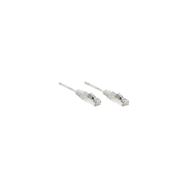 Intellinet Patch Cable, Cat6, UTP, 10', White