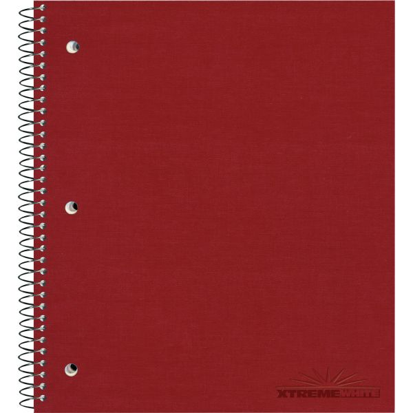Rediform National Pressguard Cover College Ruled Spiral Notebook