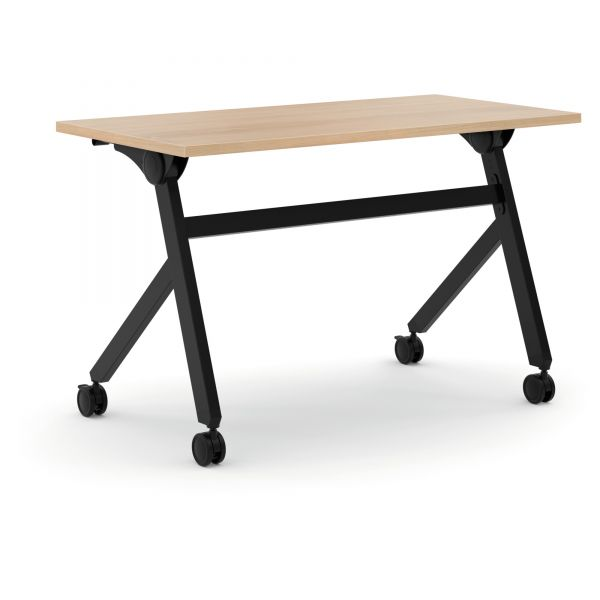 "HON basyx by HON Multi-Purpose Table | Flip Base | 48""W"