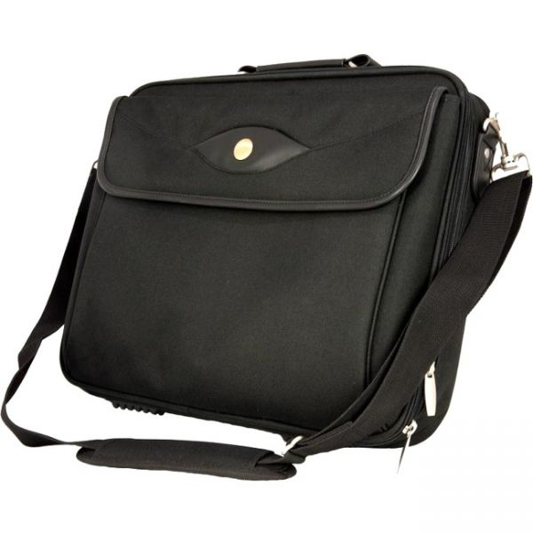 "TAA Products TAACASE10 Carrying Case for 15.4"" Notebook - Black"