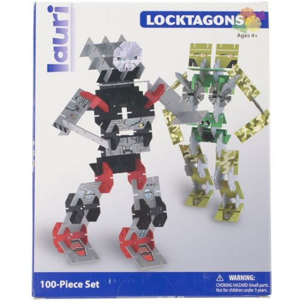 Locktagons Set 100pc