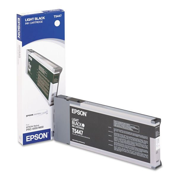 Epson T544700 Light Black Ink Cartridge