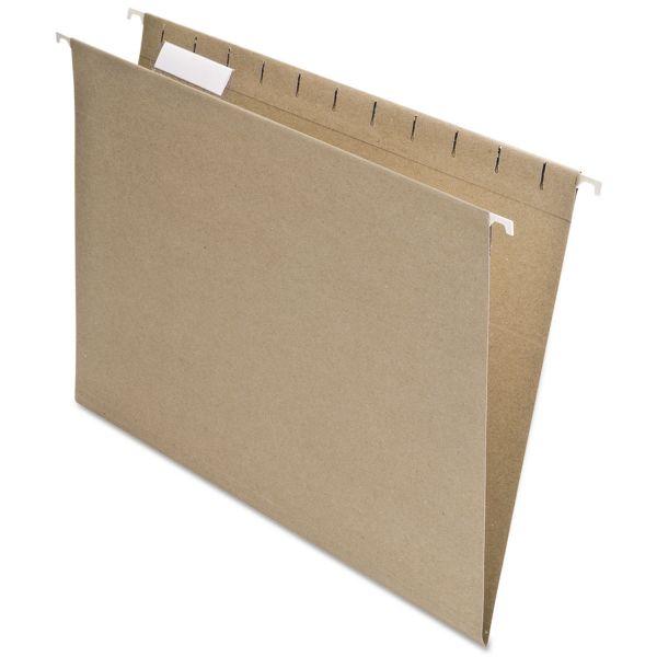 Pendaflex EarthWise 100% Recycled Hanging File Folders