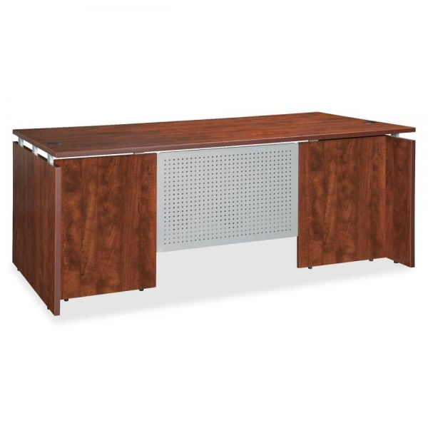 Lorell Ascent Rectangular Executive Desk Shell