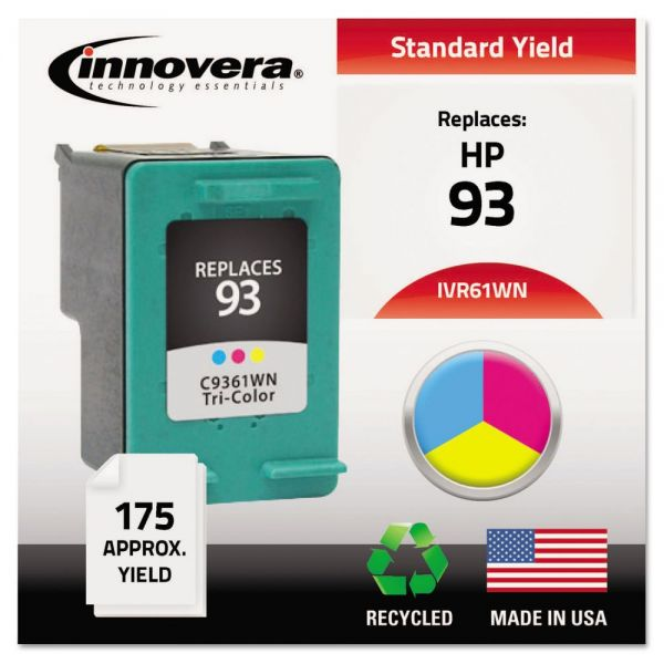Innovera Remanufactured HP 93 Ink Cartridge