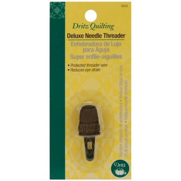 Dritz Quilting Deluxe Needle Threader