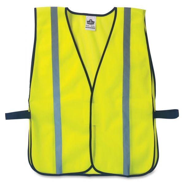 GloWear Glowear Lime Standard Vest