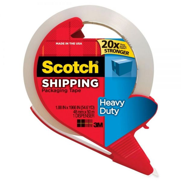 "Scotch Premium Performance 2"" Packaging Tape"