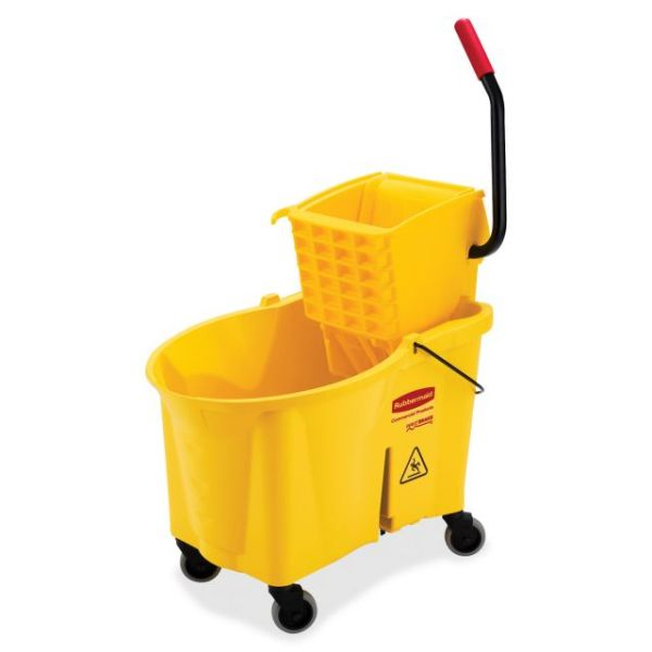 Rubbermaid Combo Wavebreak Bucket System