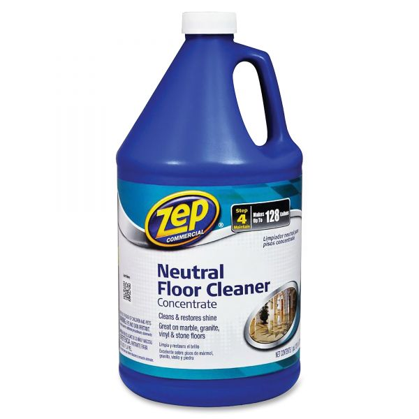 Zep Concentrated Neutral Floor Cleaner