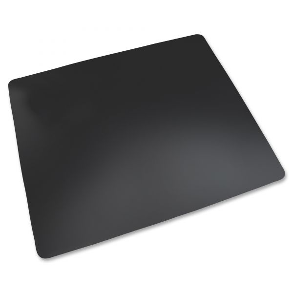 Artistic Rhinolin II Desk Pad with Microban, 36 x 24, Black