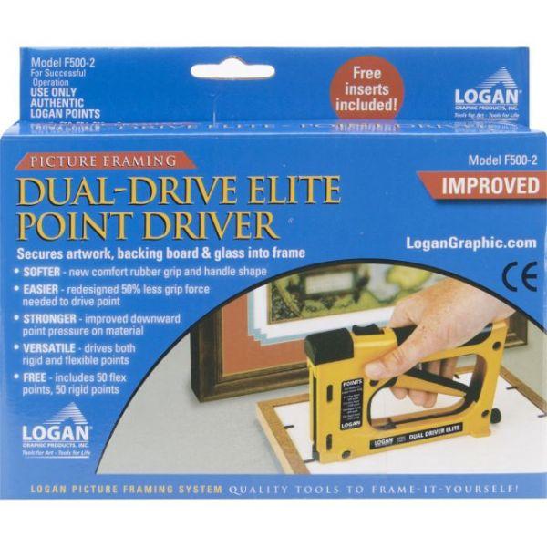 Dual Drive Elite Point Driver