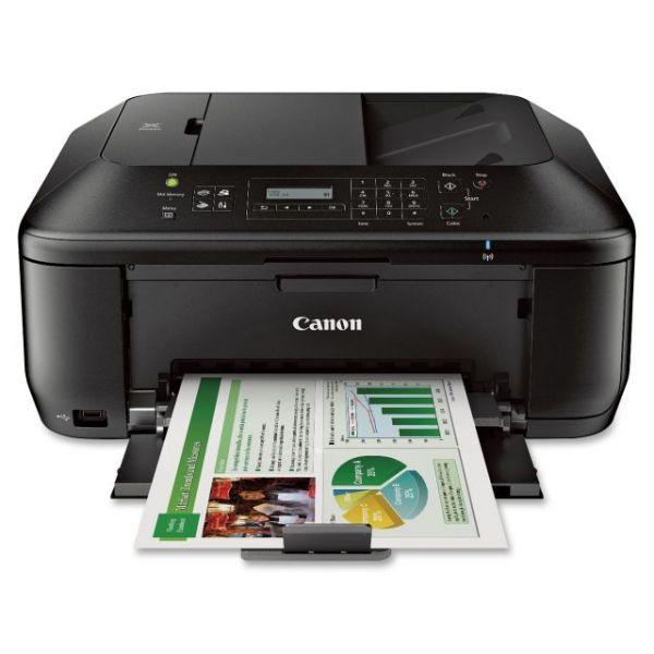 Canon PIXMA MX532 Inkjet Multifunction Printer - Color - Photo Print - Desktop