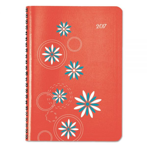 Blueline Soft Cover Design Weekly/Monthly Planner