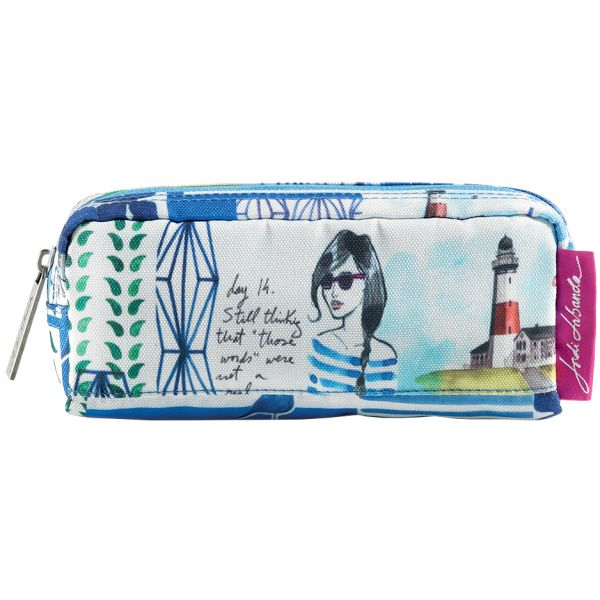 "Holdall Rectangular Pencil Case 7.25""X3.25""X2.75"""