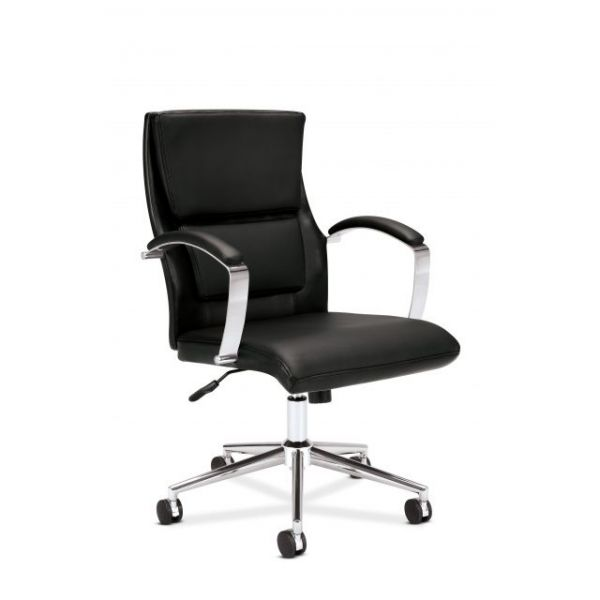 Basyx by HON HVL106 Mid-Back Task Office Chair