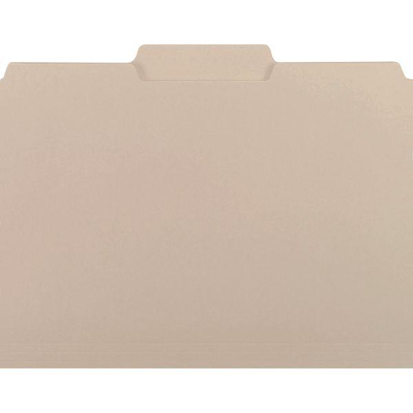 Smead Gray Colored File Folders