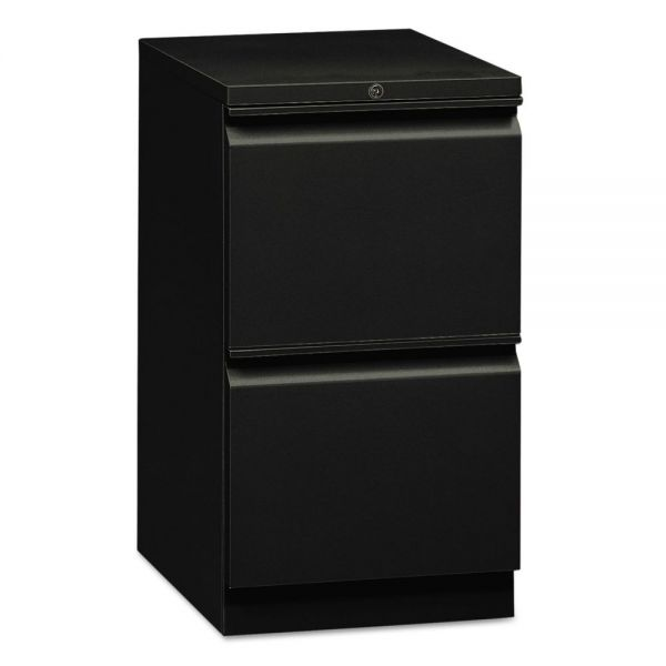 "HON Flagship Mobile Pedestal | 2 File Drawers | 15""W"
