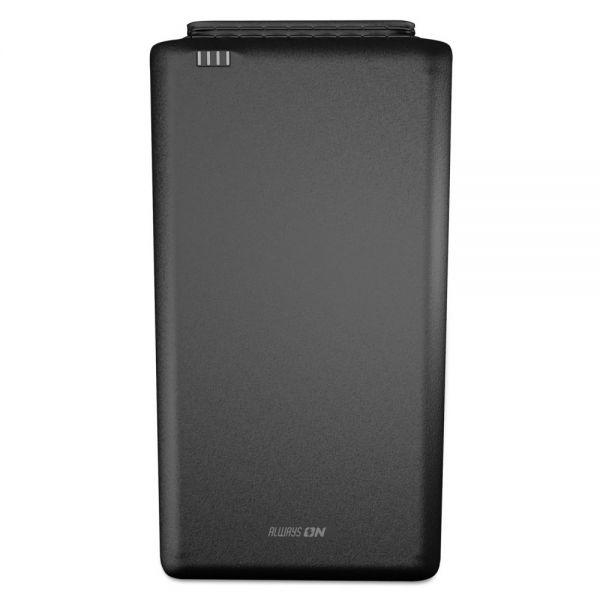 Rayovac Power Pack Charger, 16000 mAh, 2 USB Ports, Black