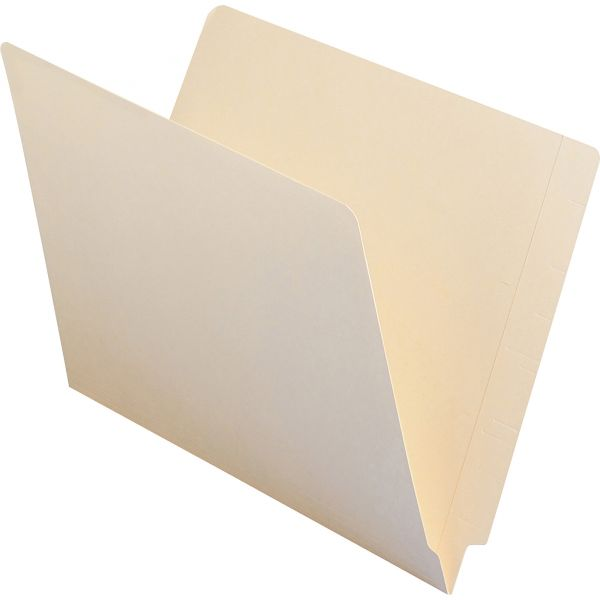 Smead Shelf Master Letter Size End Tab File Folders