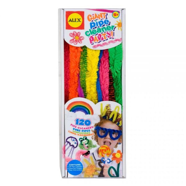 ALEX Toys Giant Pipe Cleaner Party Kit