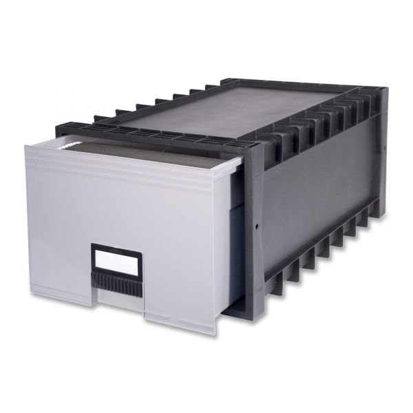 Storex Heavy Duty Archive Storage Drawer